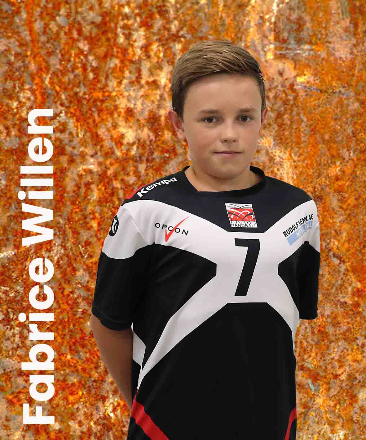 Willen Fabrice 119 U15P Portrait HP